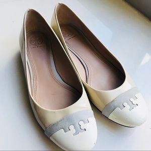 8684f463b100 Tory Burch Shoes - Tory Burch Gabrielle Flat Dulce De Leche  Dusk